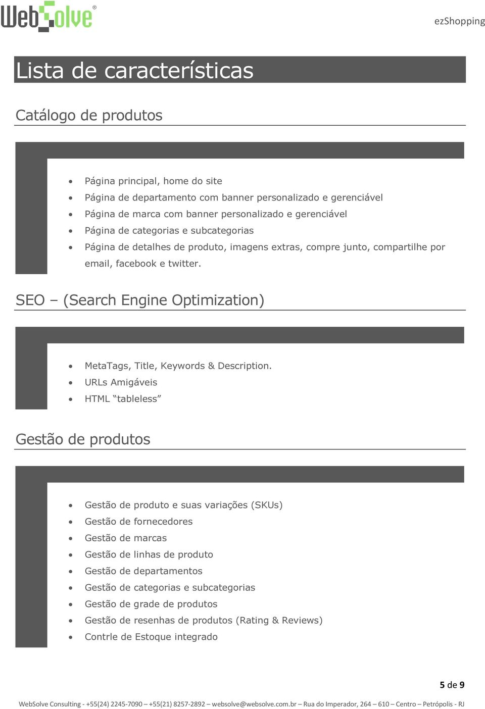 SEO (Search Engine Optimization) MetaTags, Title, Keywords & Description.