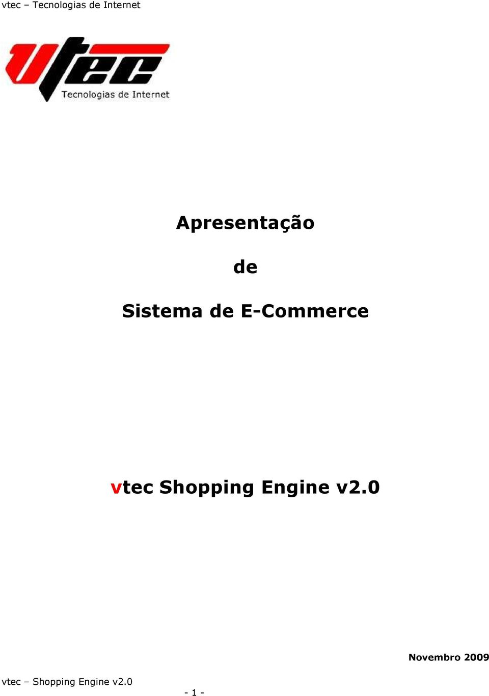 E-Commerce vtec