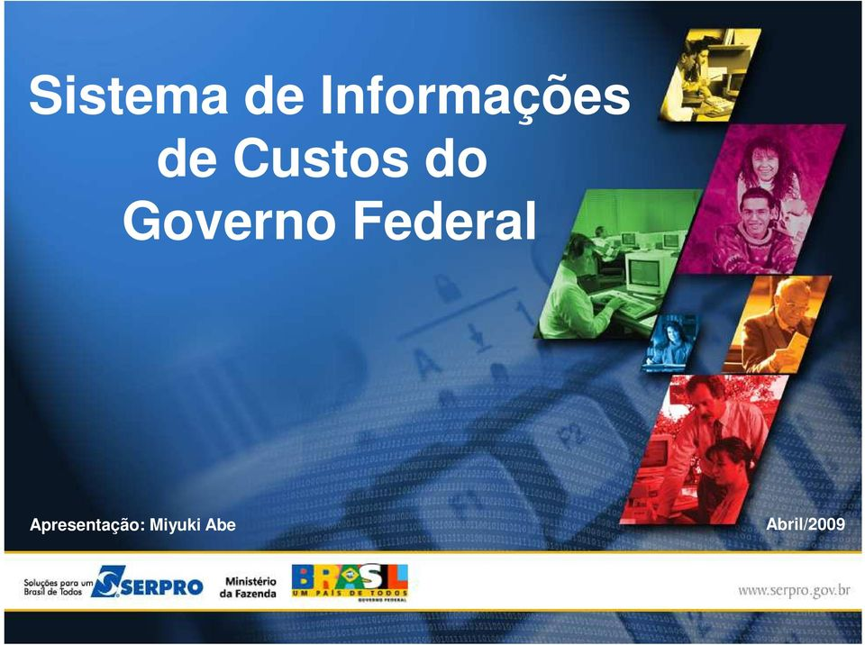do Governo Federal