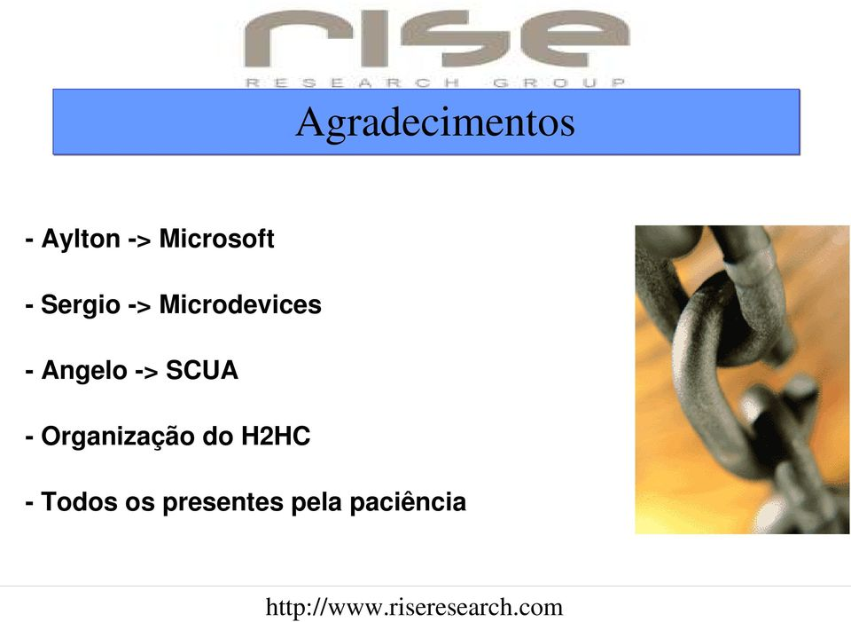 Microdevices - Angelo -> SCUA -