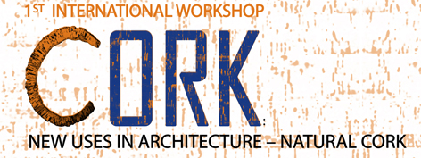 Impact of Material Technologies and Applications WORKSHOP SCOPE The creation of an international workshop focussed on the use of cork material in architecture.