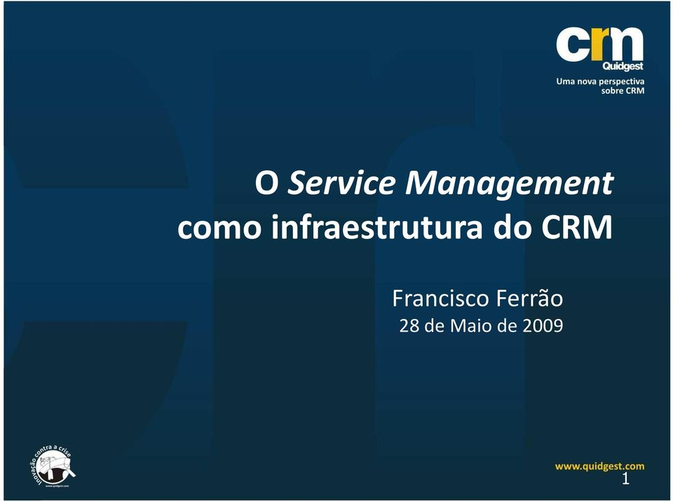 do CRM Francisco