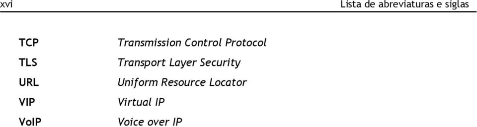 Protocol Transport Layer Security