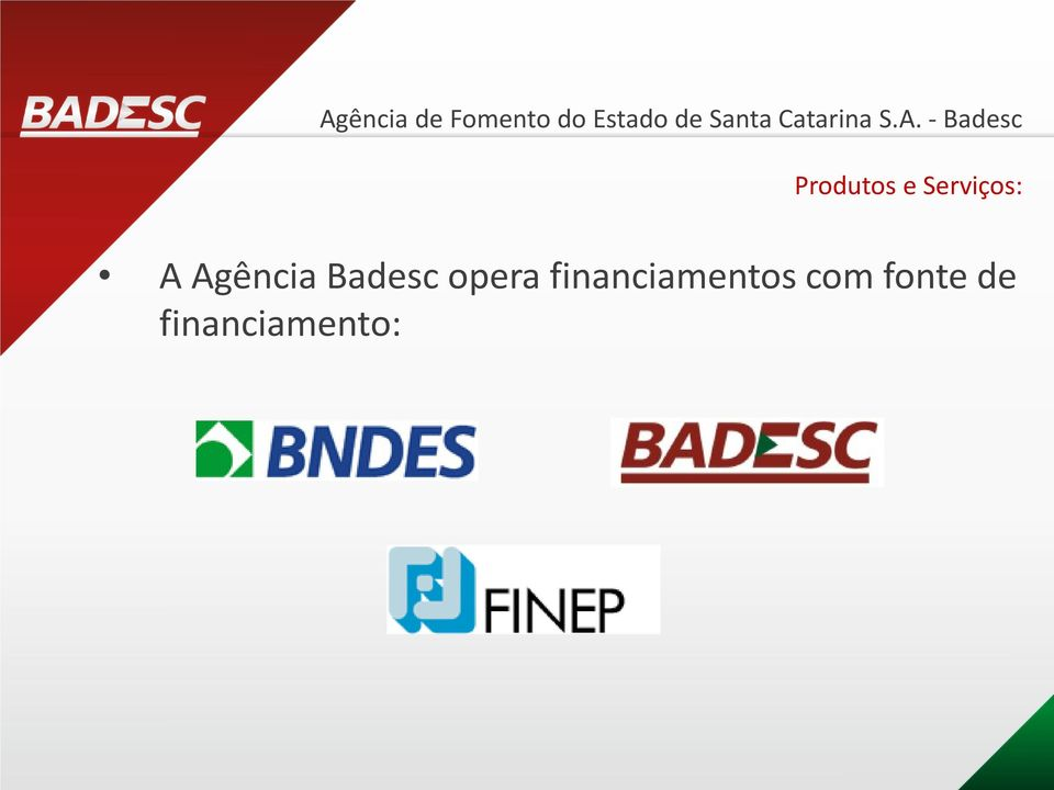 opera financiamentos