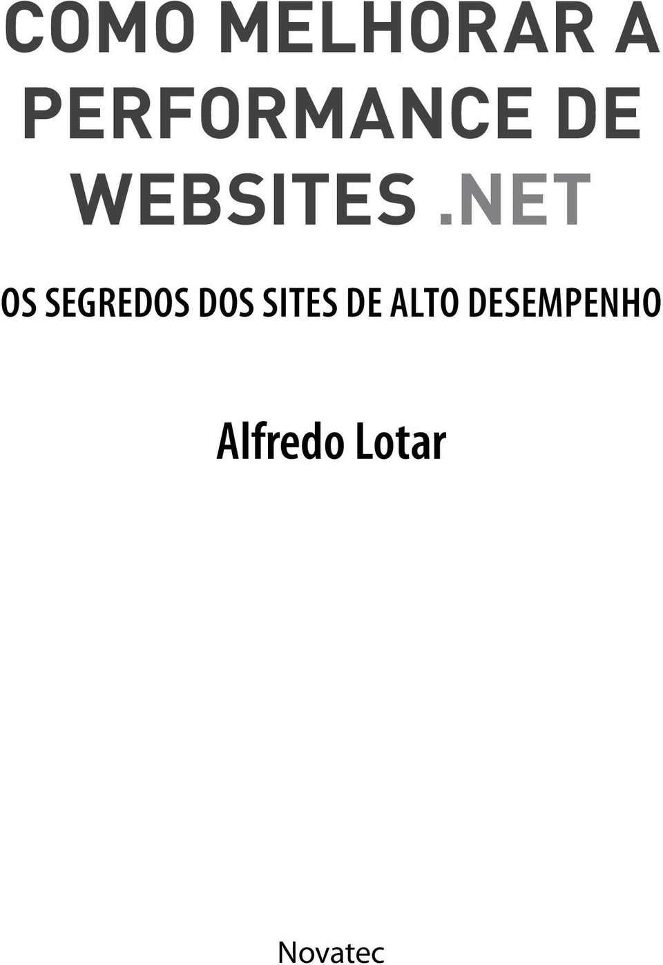 net Os segredos dos sites