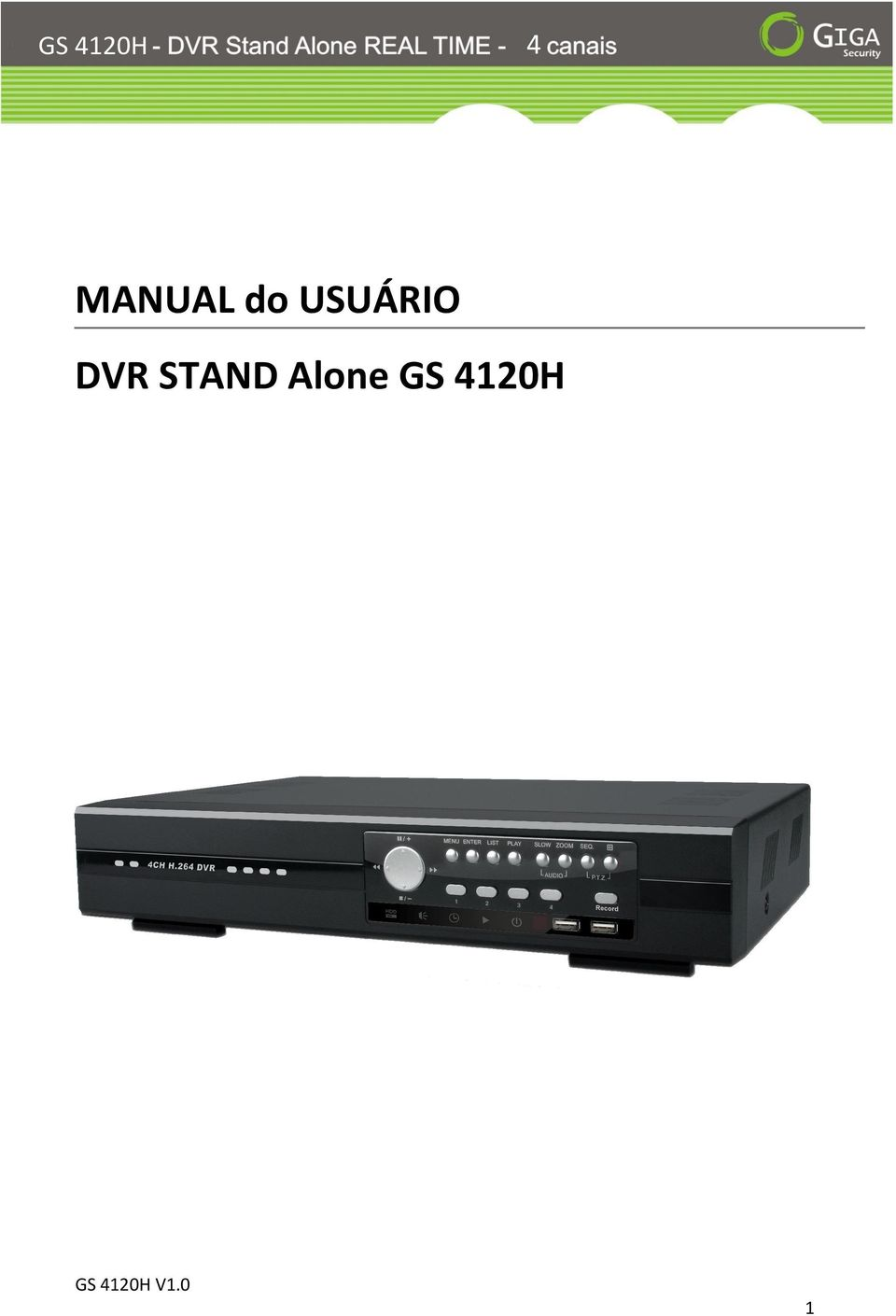 DVR STAND