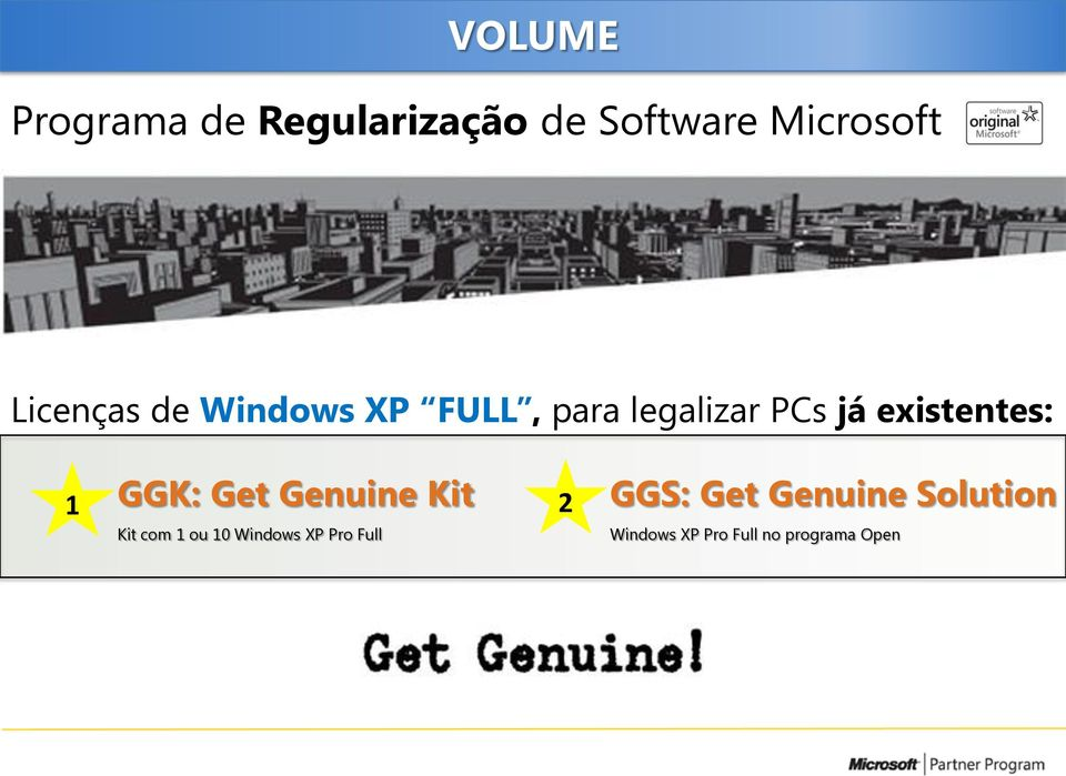 Get Genuine Kit 1 2 Kit com 1 ou 10 Winws XP Pro Full