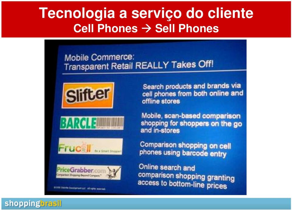 cliente Cell