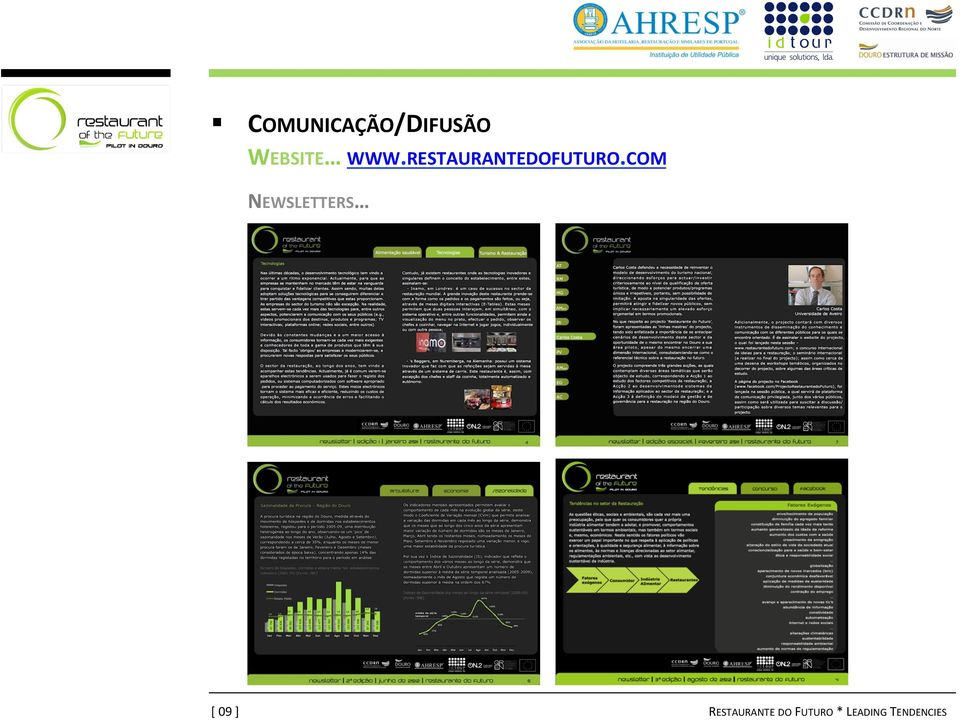COM NEWSLETTERS [ 09 ]