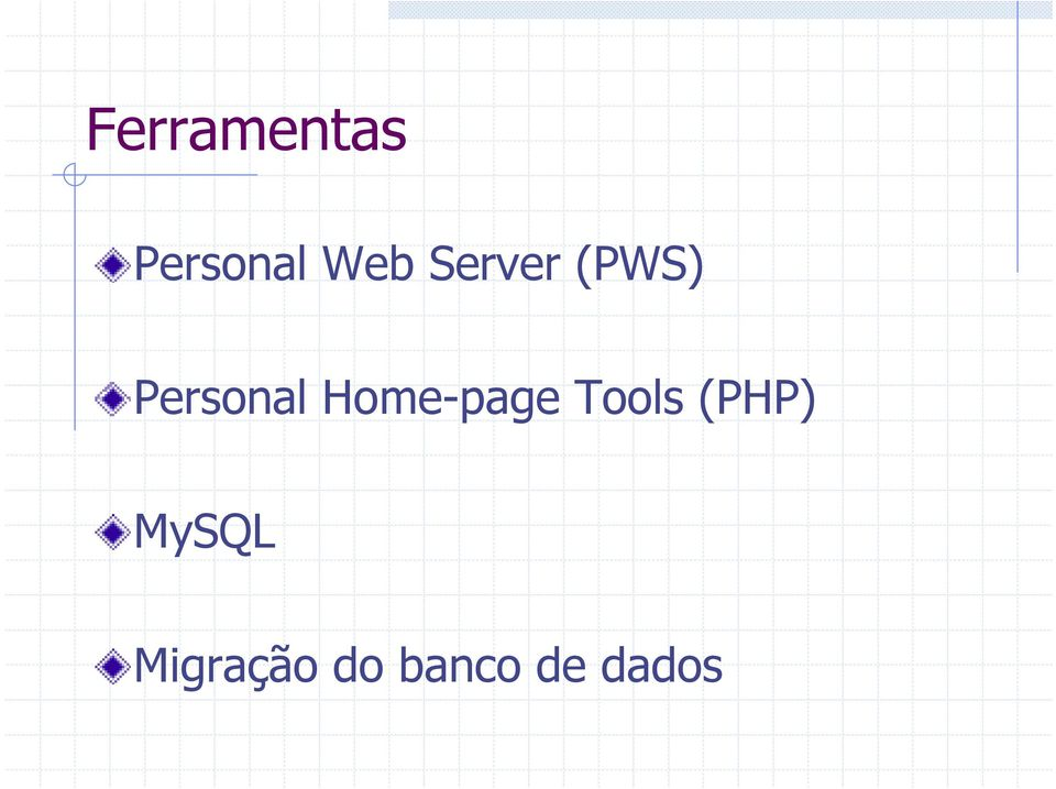 Home-page Tools (PHP)
