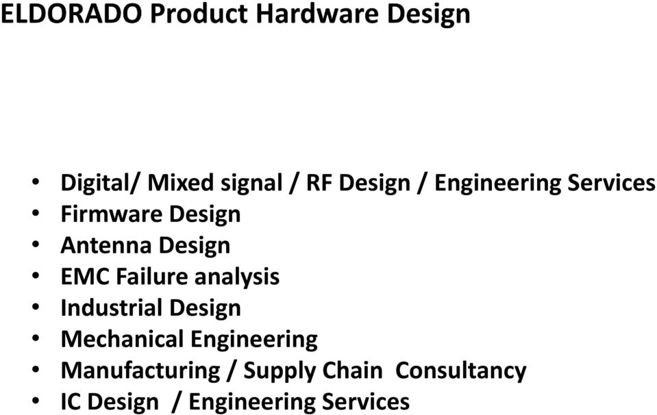 analysis Industrial Design Mechanical Engineering