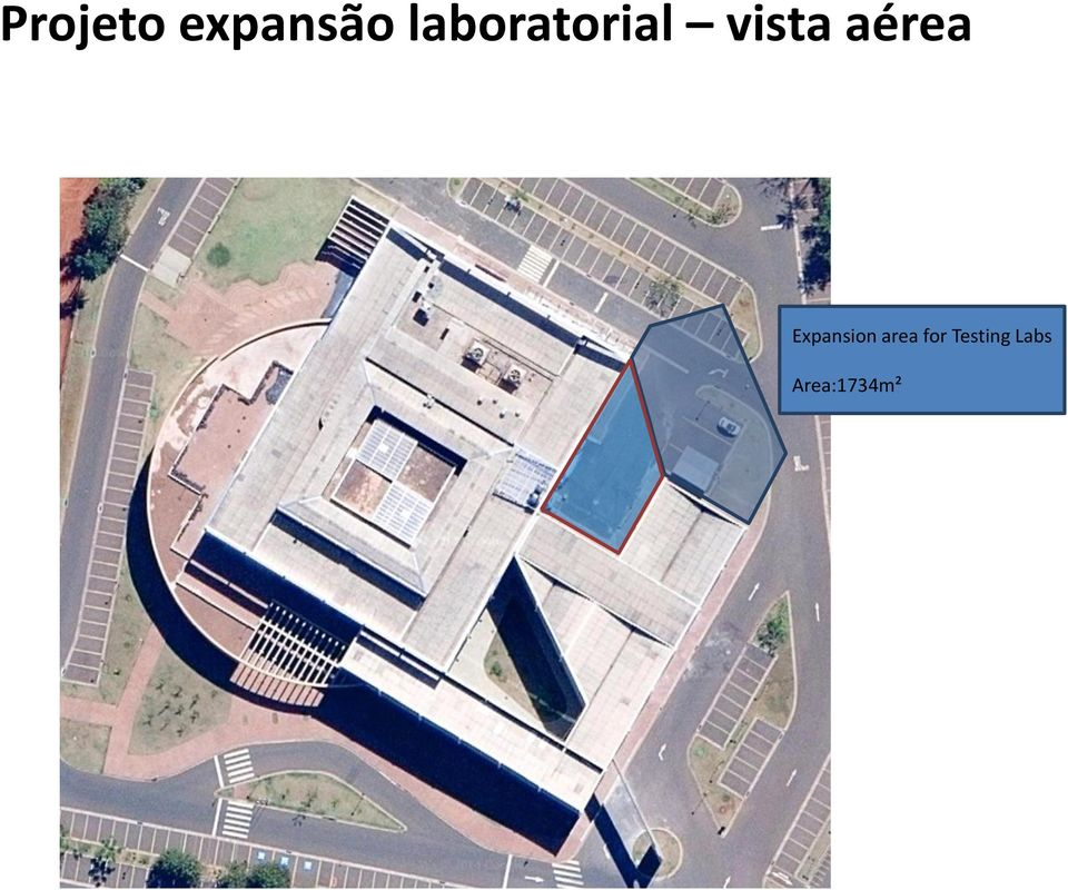 aérea Expansion area