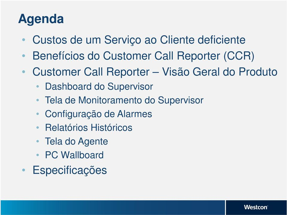 Produto Dashboard do Supervisor Tela de Monitoramento do Supervisor