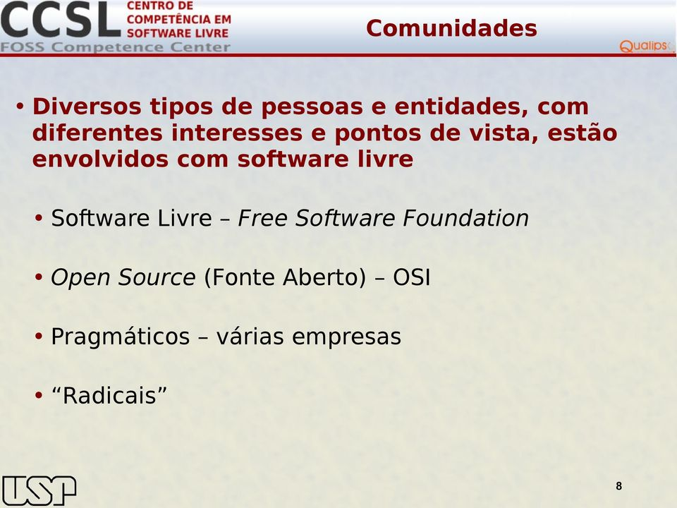 com software livre Software Livre Free Software Foundation