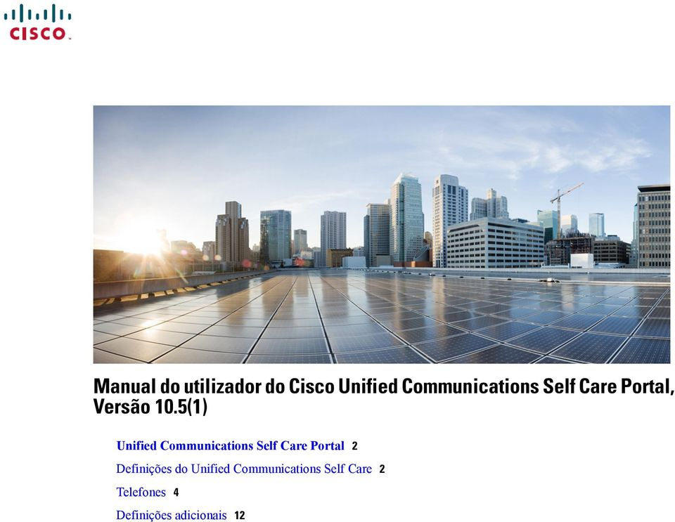 5(1) Unified Communications Self Care Portal 2
