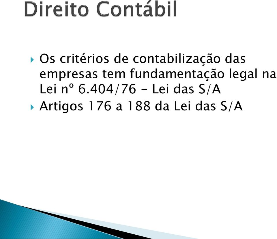 legal na Lei nº 6.