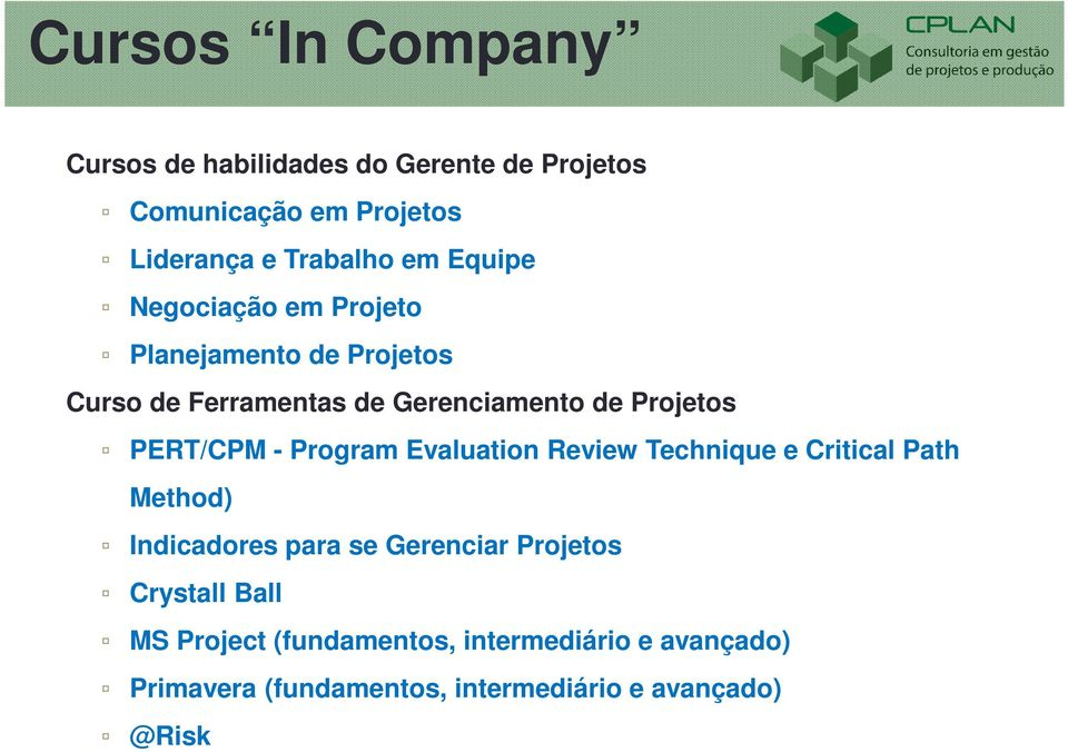 PERT/CPM - Program Evaluation Review Technique e Critical Path Method) Indicadores para se Gerenciar Projetos