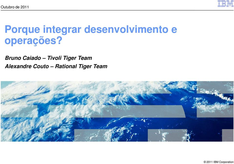 Bruno Caiado Tivoli Tiger Team