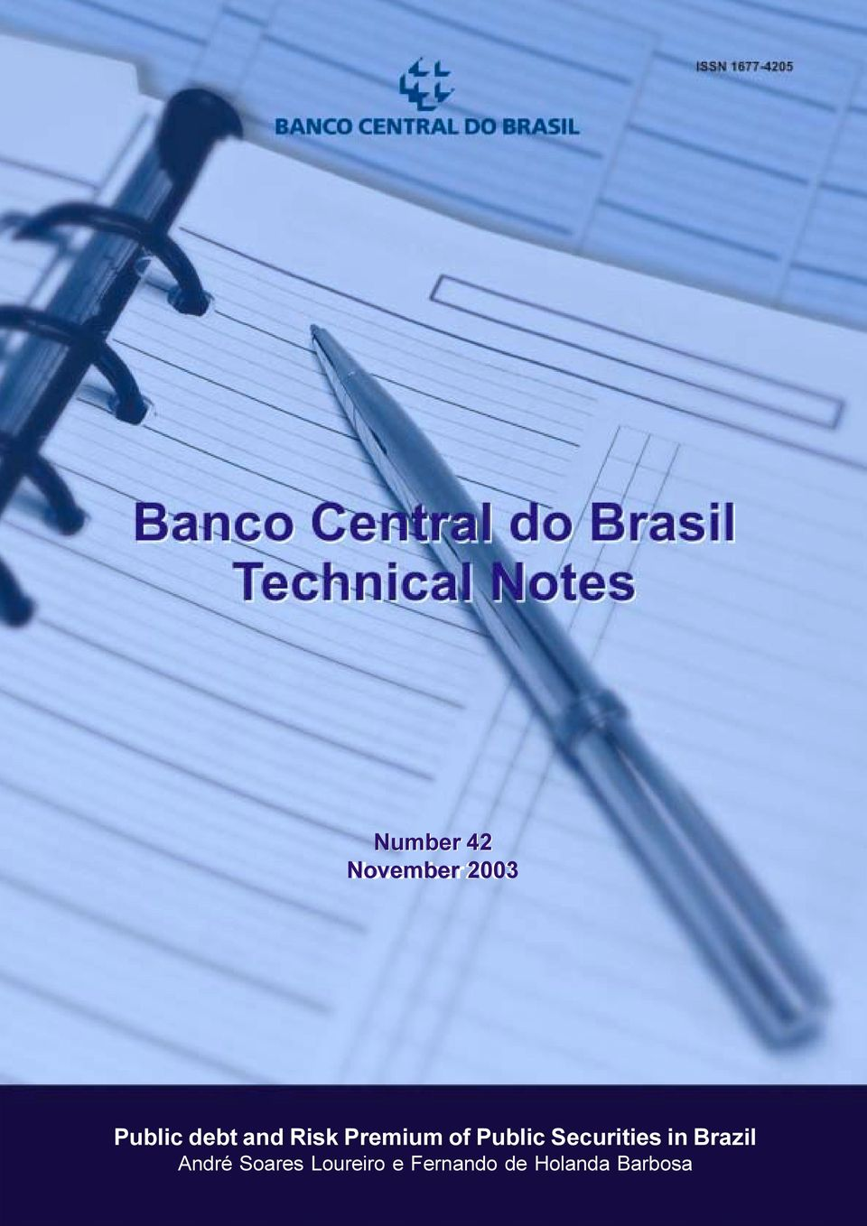 Securities in Brazil André Soares