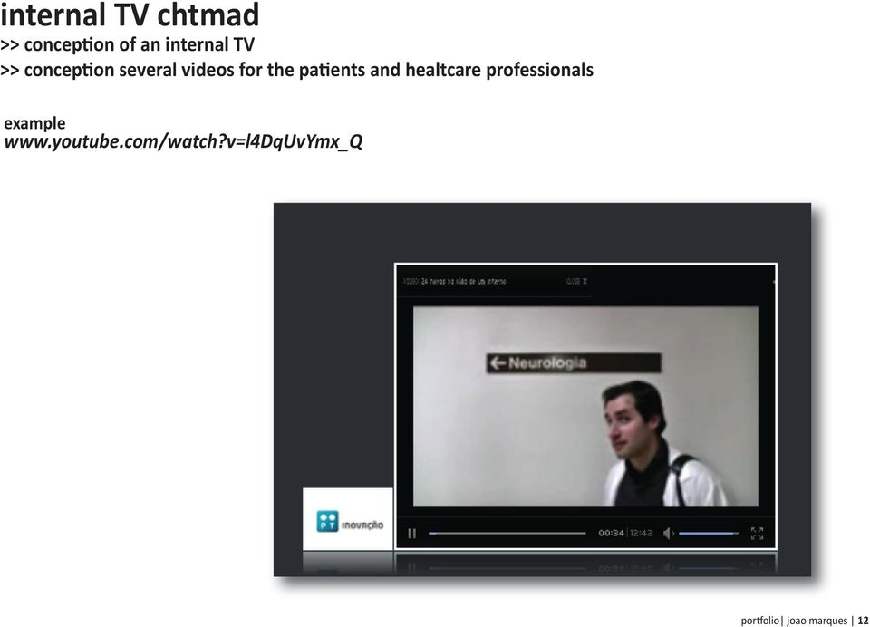 and healtcare professionals example www.youtube.