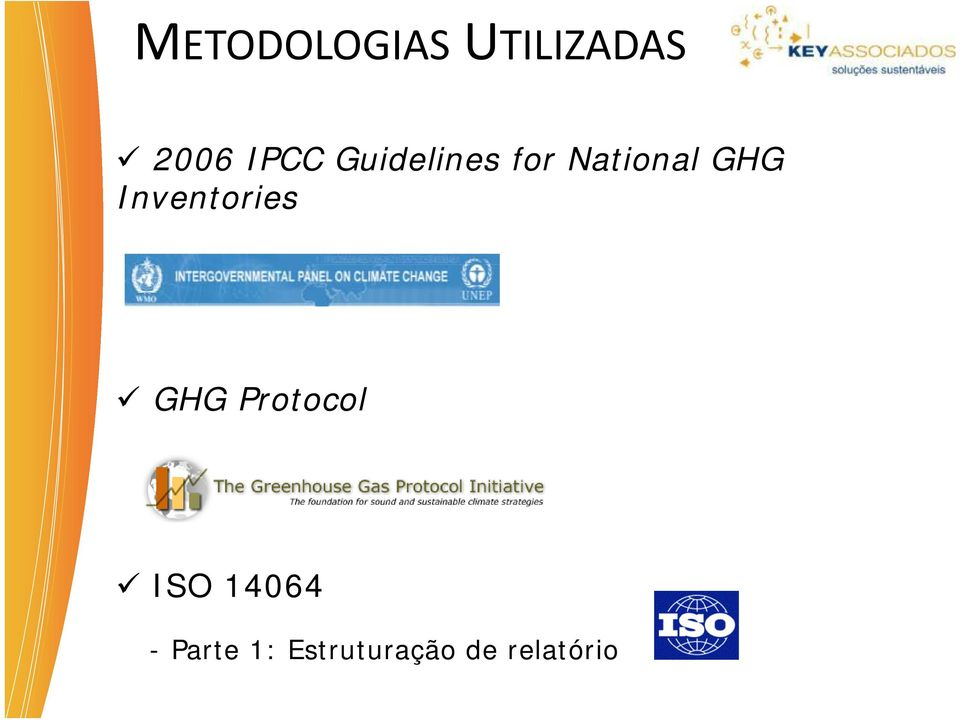 Inventories GHG Protocol ISO