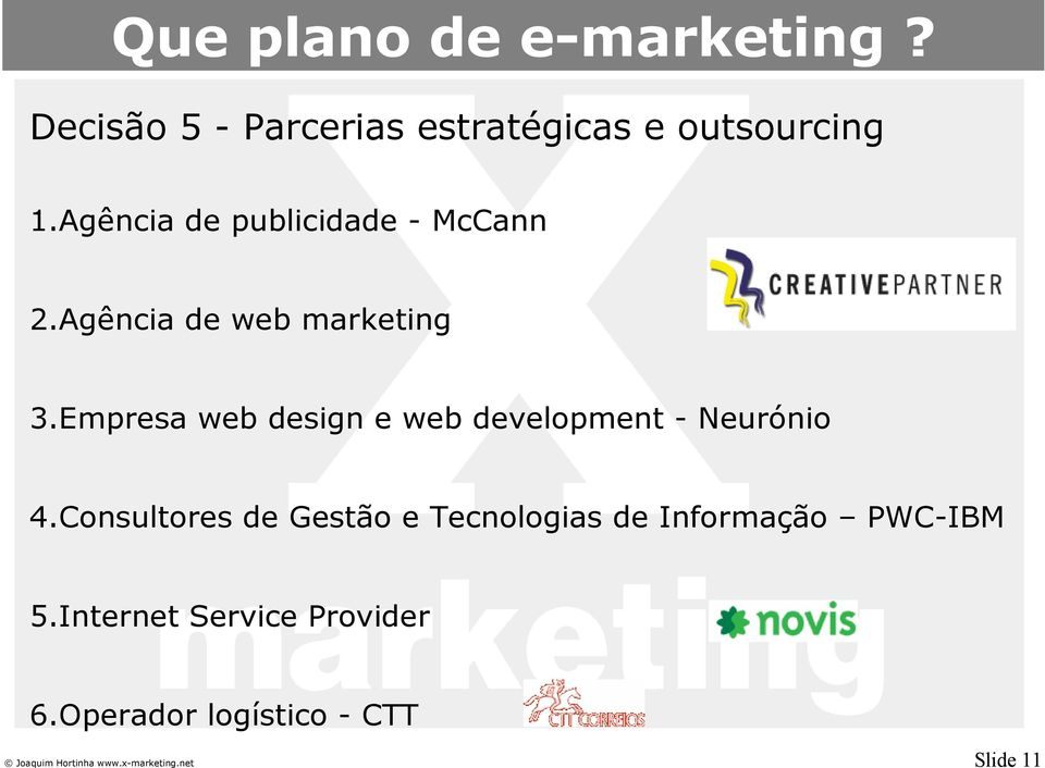Empresa web design e web development - Neurónio 4.