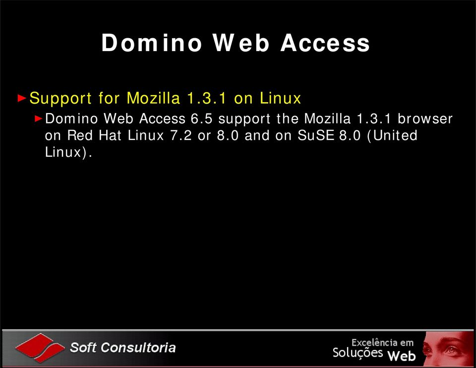5 support the Mozilla 1.3.