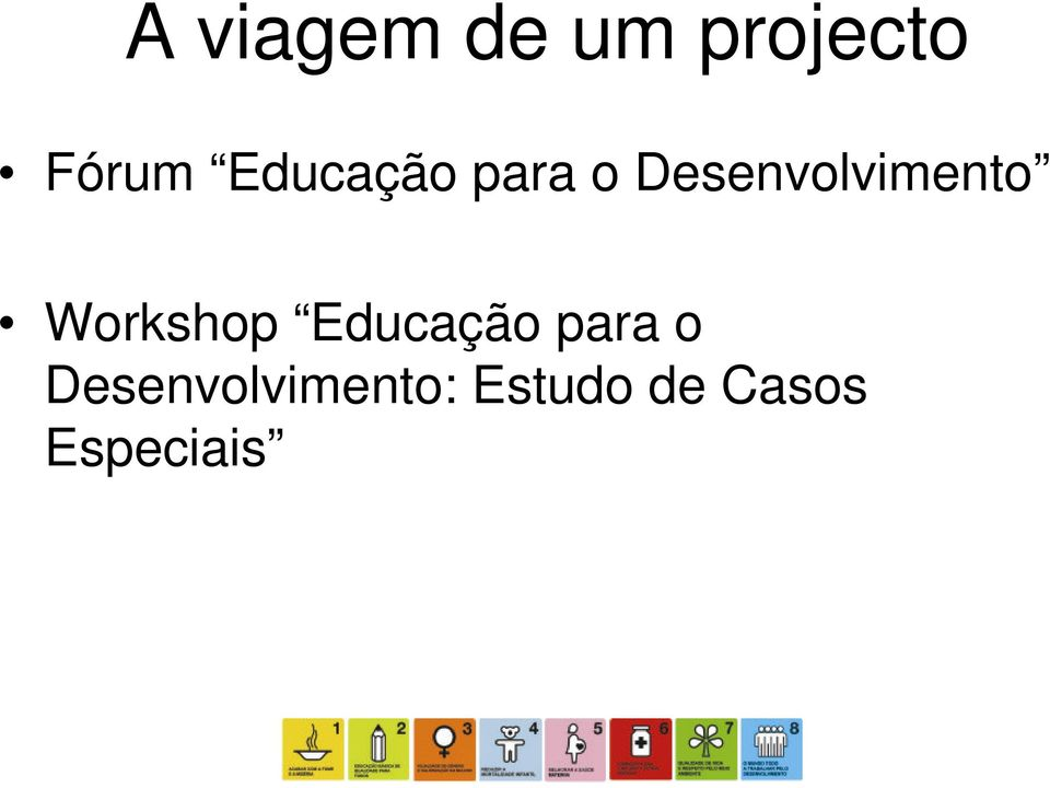 Workshop : Estudo de Casos