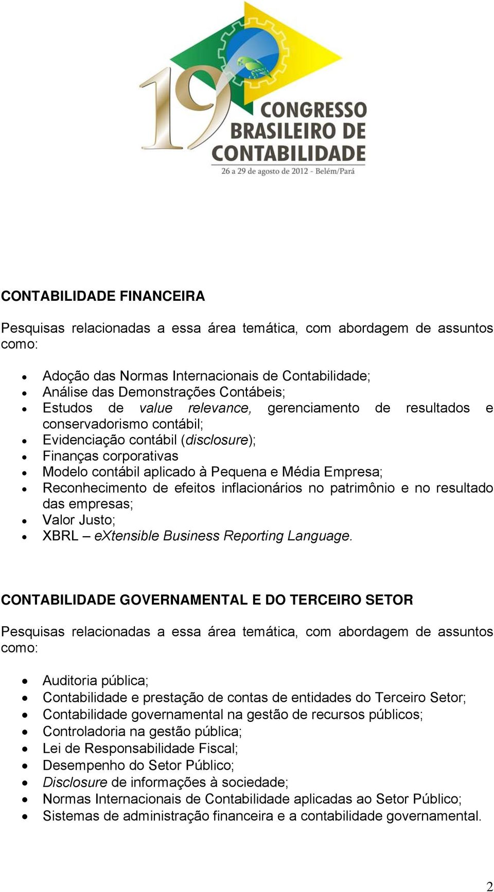 Justo; XBRL extensible Business Reporting Language.