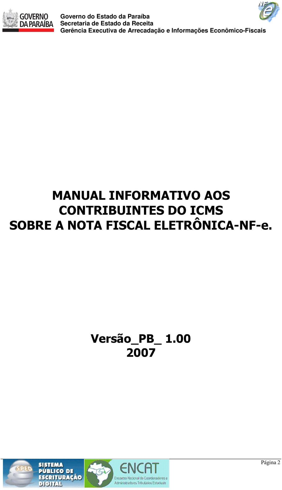 A NOTA FISCAL