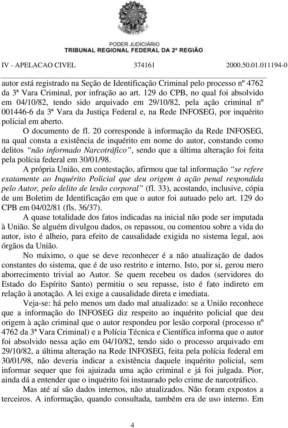 O documento de fl.