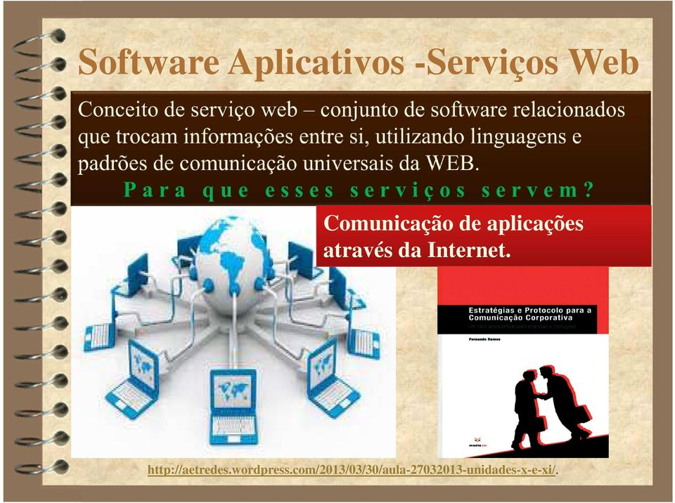 Internet. http://aetredes.wordpress.