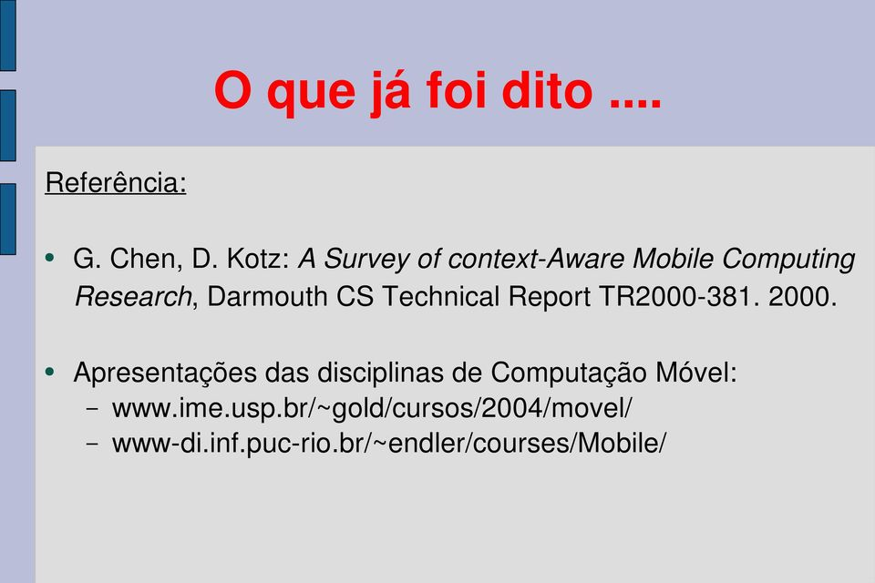 Technical Report TR2000-381. 2000.