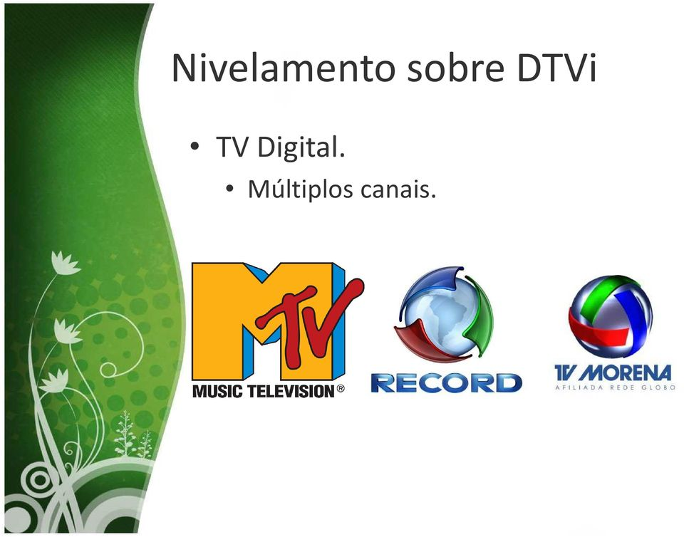 TV Digital.