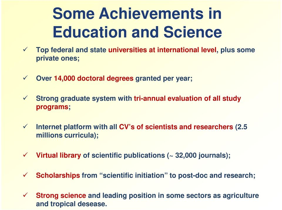 s of scientists and researchers (2.