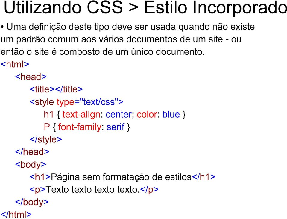 "<html> <head> <title></title> <style type=""text/css""> h1 { text-align: center; color: blue } P {"