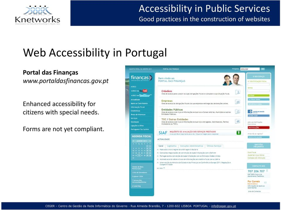 pt Enhanced accessibility for