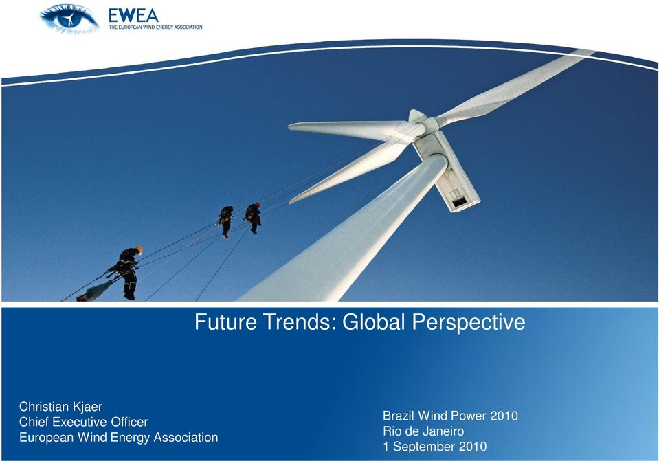 European Wind Energy Association Brazil