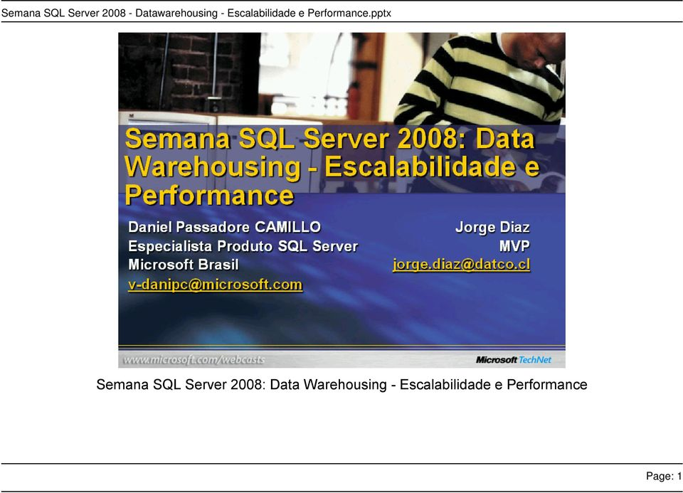 Warehousing -