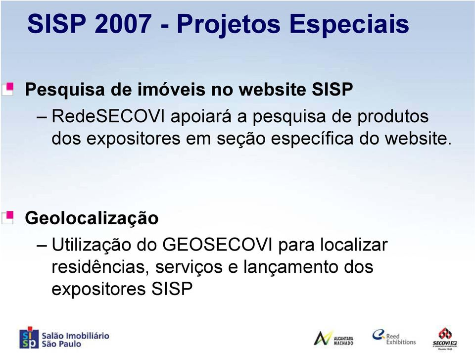 específica do website.