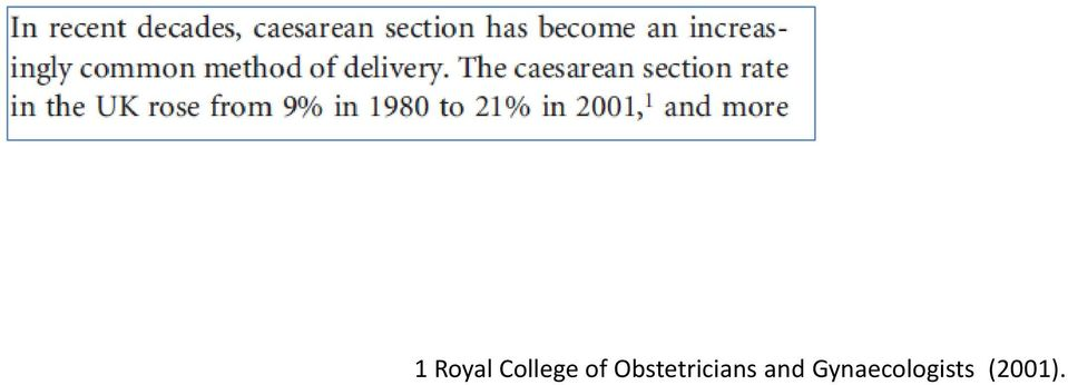 Obstetricians
