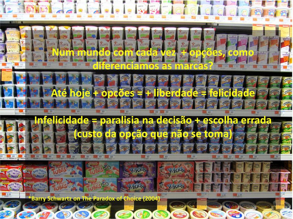 Distrustful of advertising Spoiled by customization and media options Snack-media consumers Até hoje + opcões = +