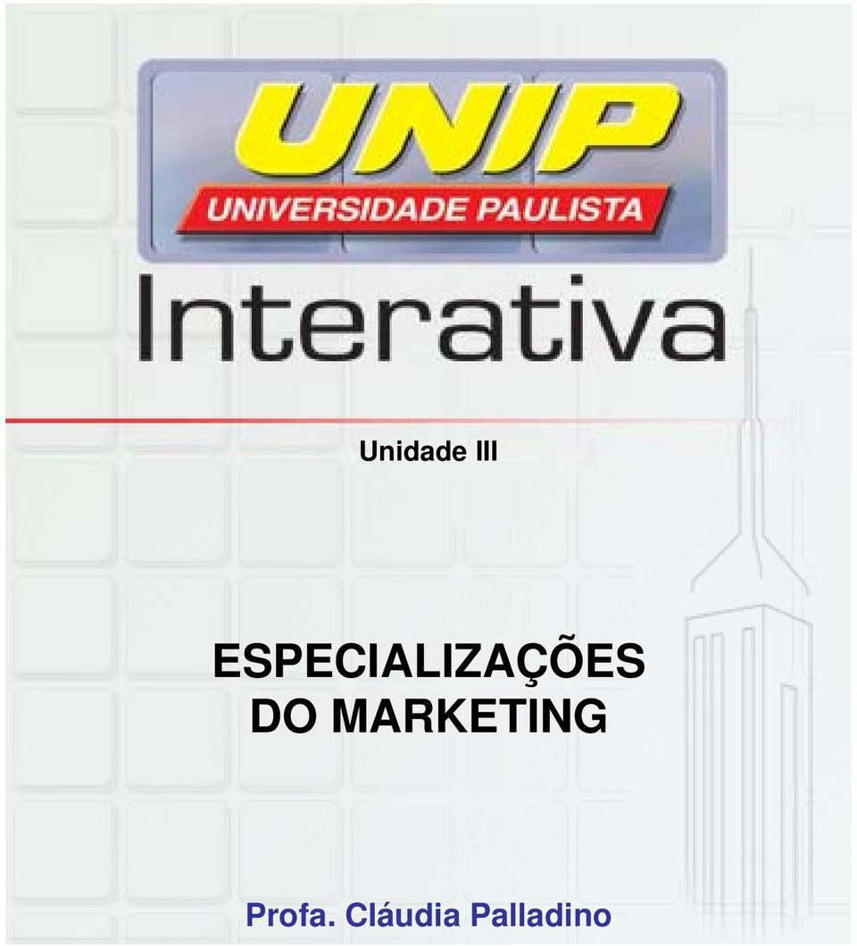DO MARKETING