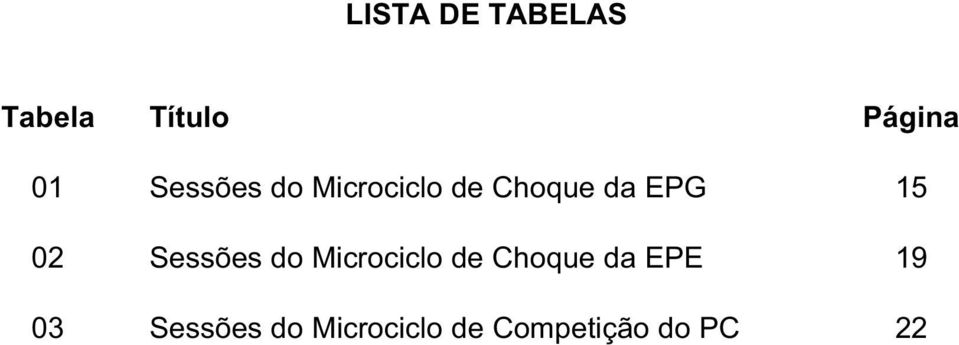 02 Sessões do Microciclo de Choque da EPE