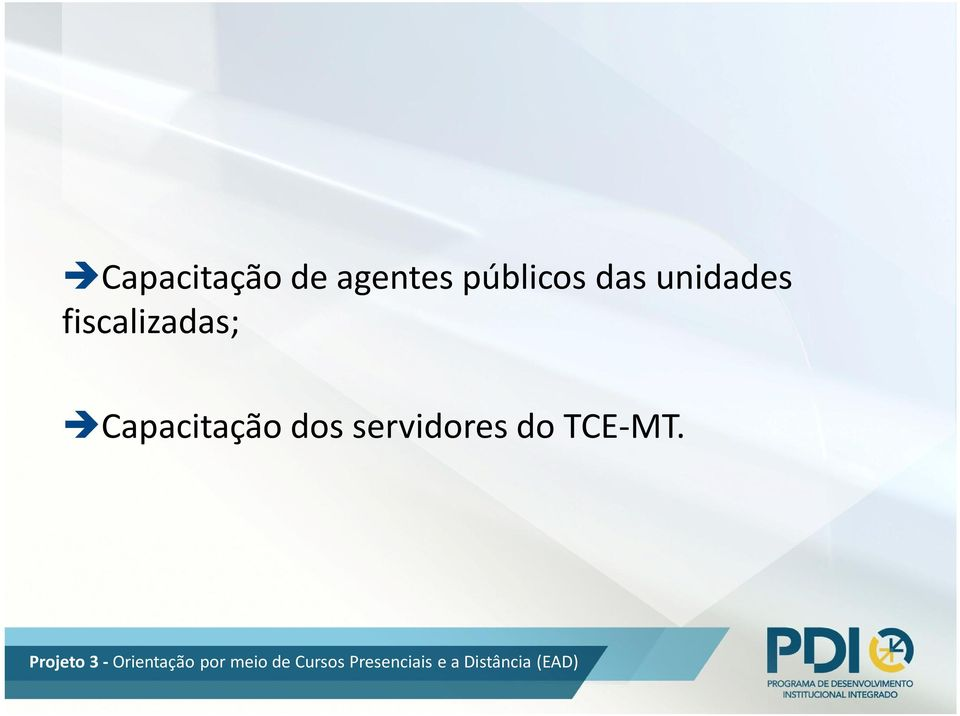 servidores do TCE-MT.