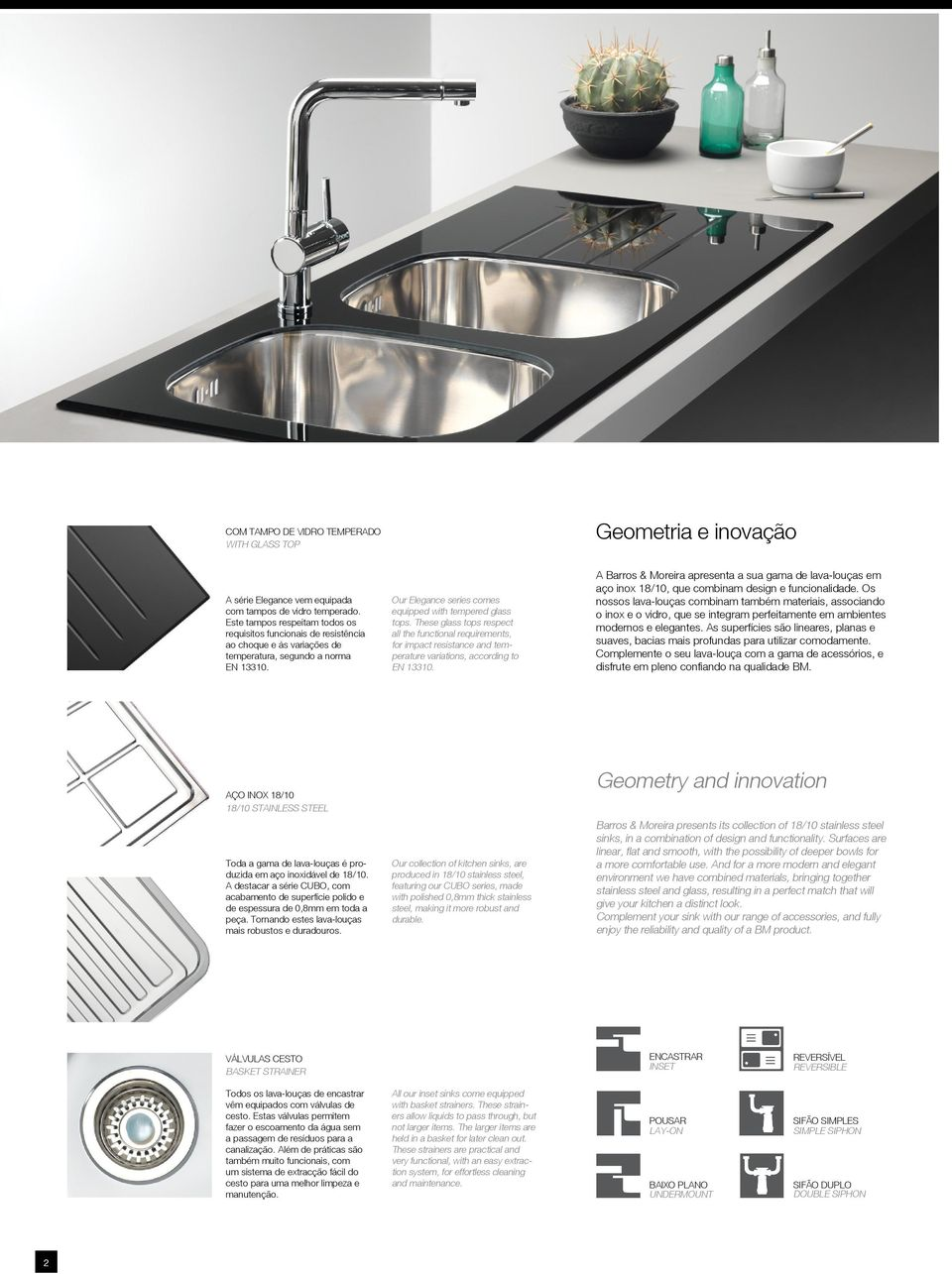 These glass tops respect all the functional requirements, for impact  resistance and temperature variations, ec1fa35df4