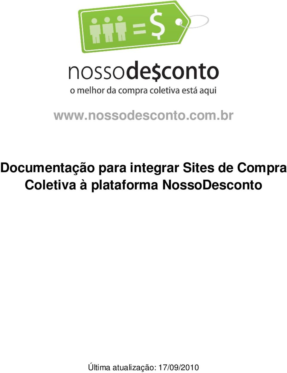 Sites de Compra Coletiva à