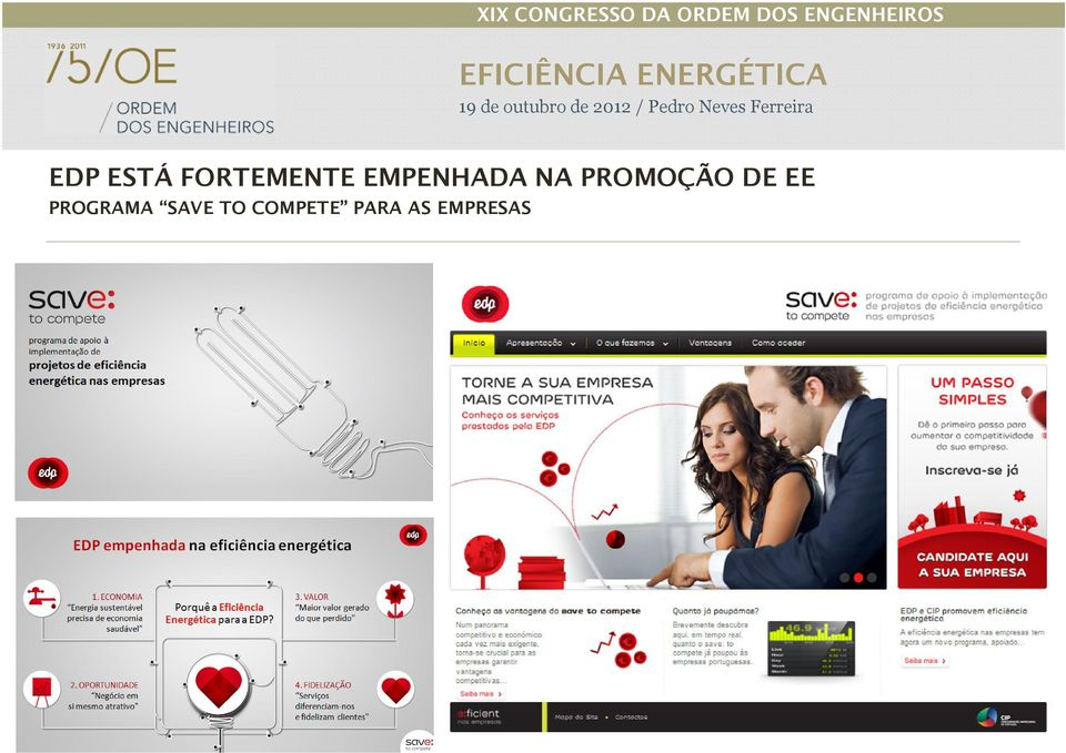 DE EE PROGRAMA SAVE TO