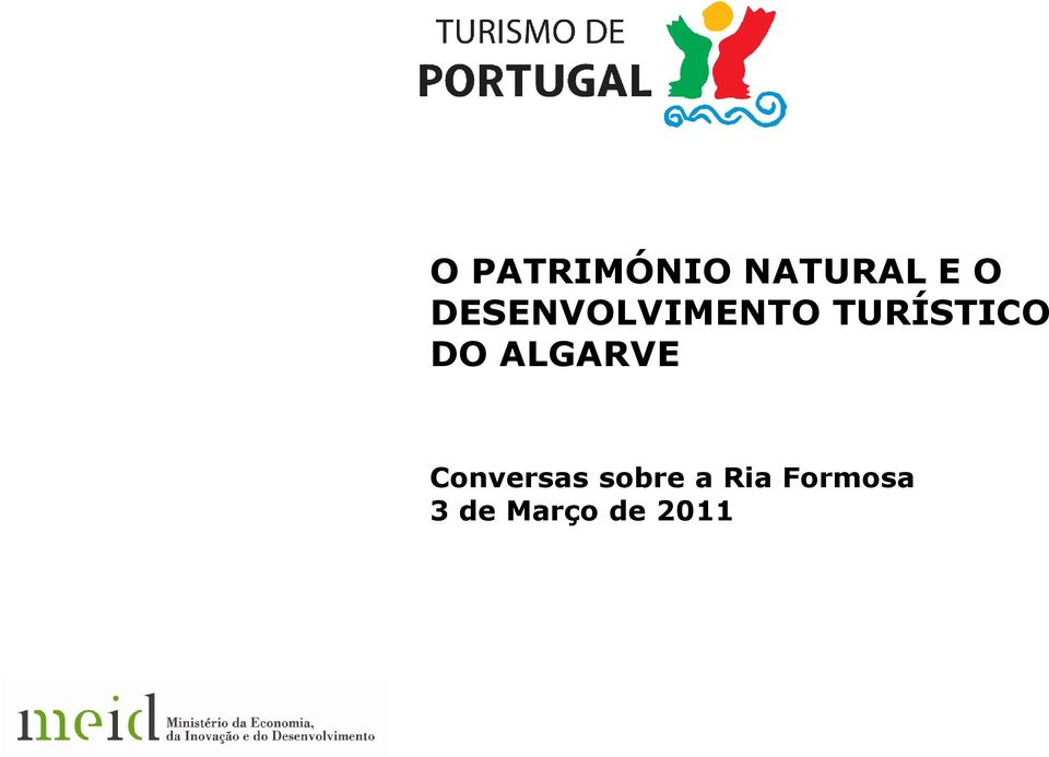 DO ALGARVE Conversas sobre