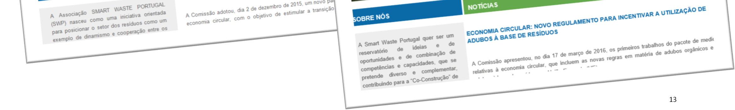 SMART WASTE PORTUGAL PRINCIPAIS